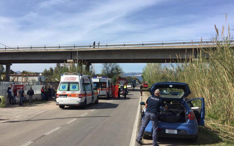 Incidente a Tortolì, auto contro scooter. Ancora grave il centauro