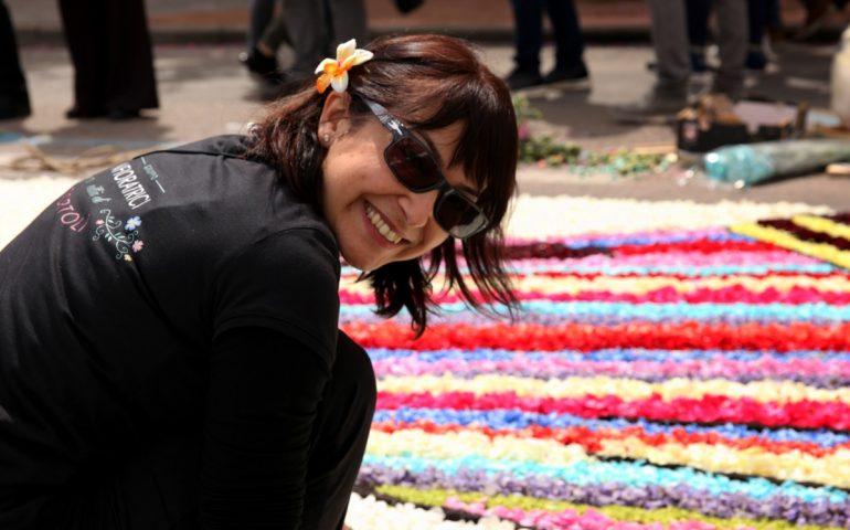 (FOTO) Tortolì in fiore, in migliaia hanno partecipato al weekend più colorato d'Ogliastra