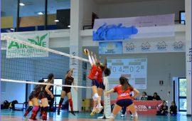 Pallavolo. L'Antes Volley subisce una sonora sconfitta casalinga in serie C