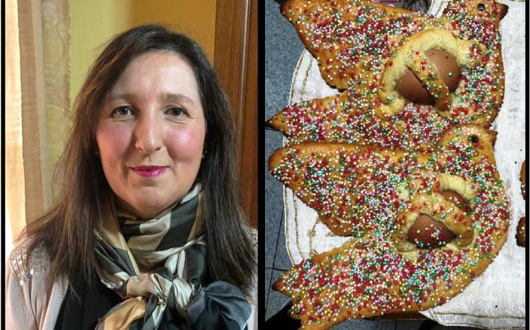 """Le ricette dei lettori. La """"cuddura cull'ova"""" di Antonella Pastore"""