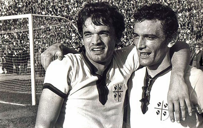 Accadde oggi: 12 aprile 1970, il Cagliari conquista lo Scudetto. Un'impresa che superò i confini dello sport e fece epoca