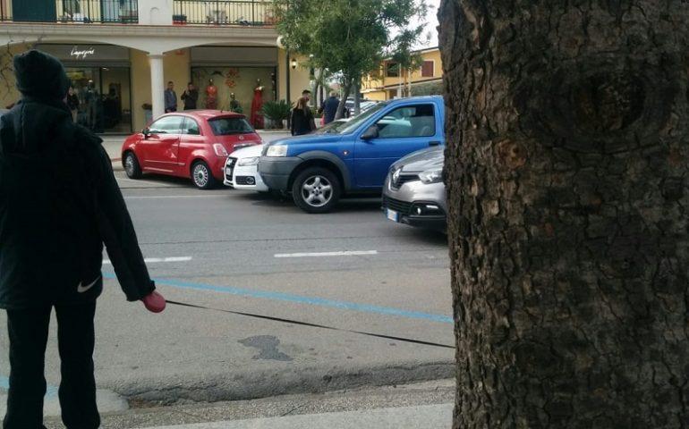 Tortolì, scontro tra auto in Via Monsignor Virgilio