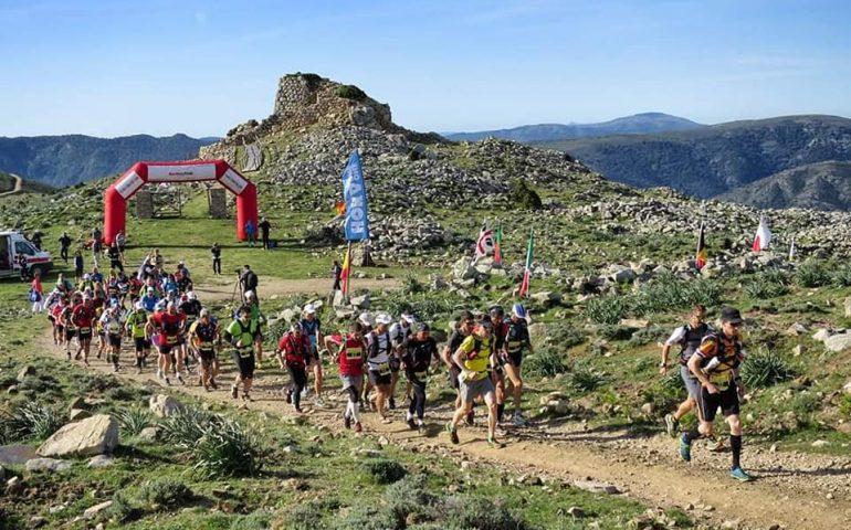 Sardinia Trail, domani tappa regina con partenza dal villaggio nuragico di Ruinas e ascesa fino a La Marmora