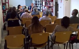 """Bari Sardo, pubblico attento e partecipe per """"Gli inseguiti"""" di Claudio Bagnasco"""
