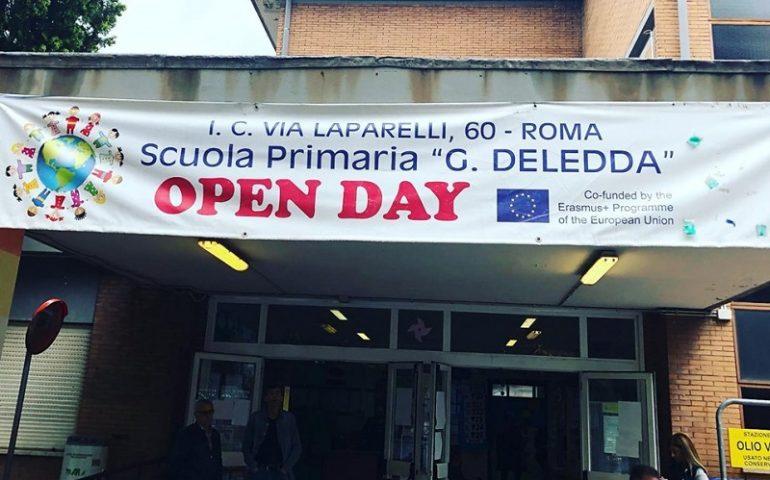 Roma, quartiere Torpignattara: una scuola primaria intitolata alla scrittrice sarda Grazia Deledda