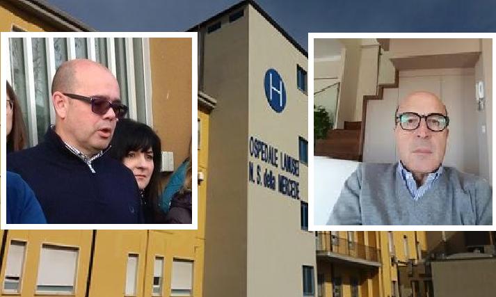 """L'emergenza sanità non finisce. Reparto ortopedia di Lanusei ancora chiuso. Carrus: """"Moirano e Marras vadano a casa"""""""