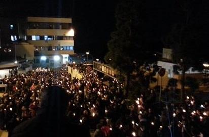 L'Ogliastra si prepara a difendere l'ospedale di Lanusei con una fiaccolata: oggi pomeriggio la manifestazione