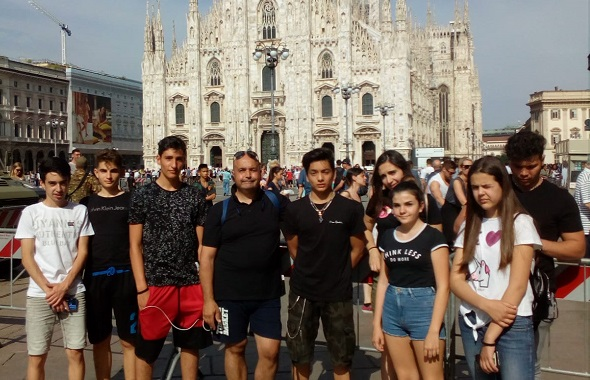 L'ADS Basket Tortolì alla ribalta del Playground Adidas Milano