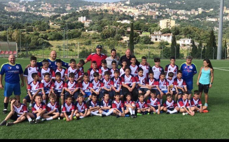 Ilbono: la prima edizione del Camp Mitico Villa riservato al calcio giovanile