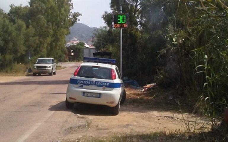 Dissuasori di velocità gentili a Lotzorai e Tancau. Rubiu «Speriamo nel senso civico degli automobilisti»