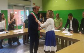 Tortolì, stamattina la proclamazione del Sindaco Massimo Cannas e degli eletti al consiglio comunale di Tortolì