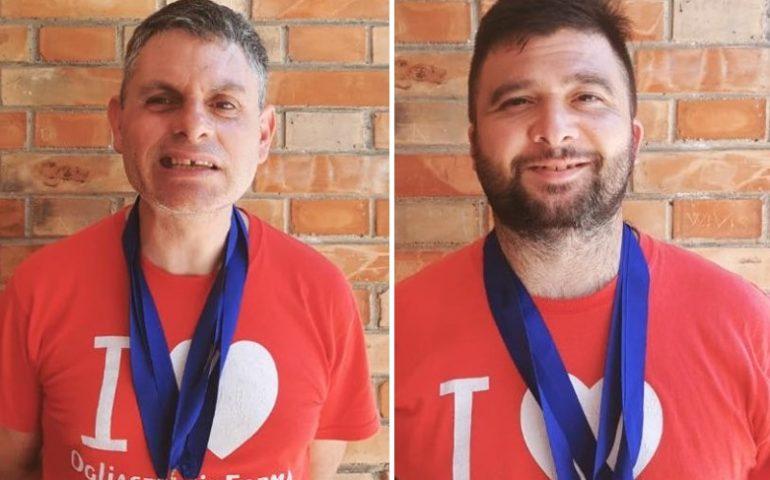 I ragazzi di Ogliastra InForma tornano da Mestre pieni di riconoscimenti. Le medaglie di Ciro e Roberto