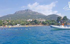 Santa Maria Navarrese, due giorni di Open Water Challenge vanno in archivio alla grande