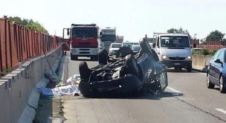 Auto contro camioncino, muore bimbo di sette anni. Tragedia a Pontecchio Marconi