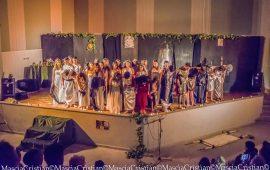 (PHOTOGALLERY) L'Alcesti portato in scena dai liceali di Lanusei: ed è subito meraviglia