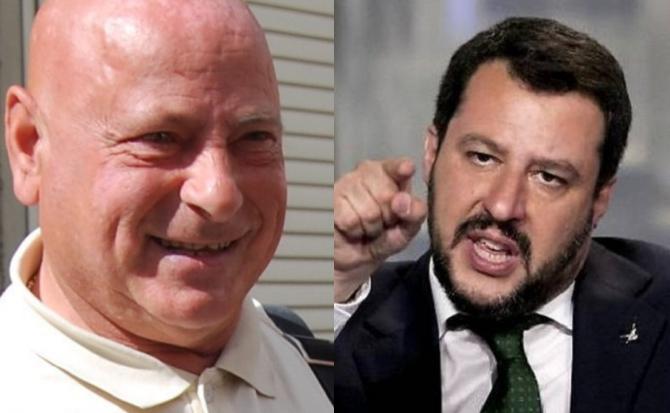 Scarcerazione di Mesina, Salvini non ci sta: «Giudice da licenziare»