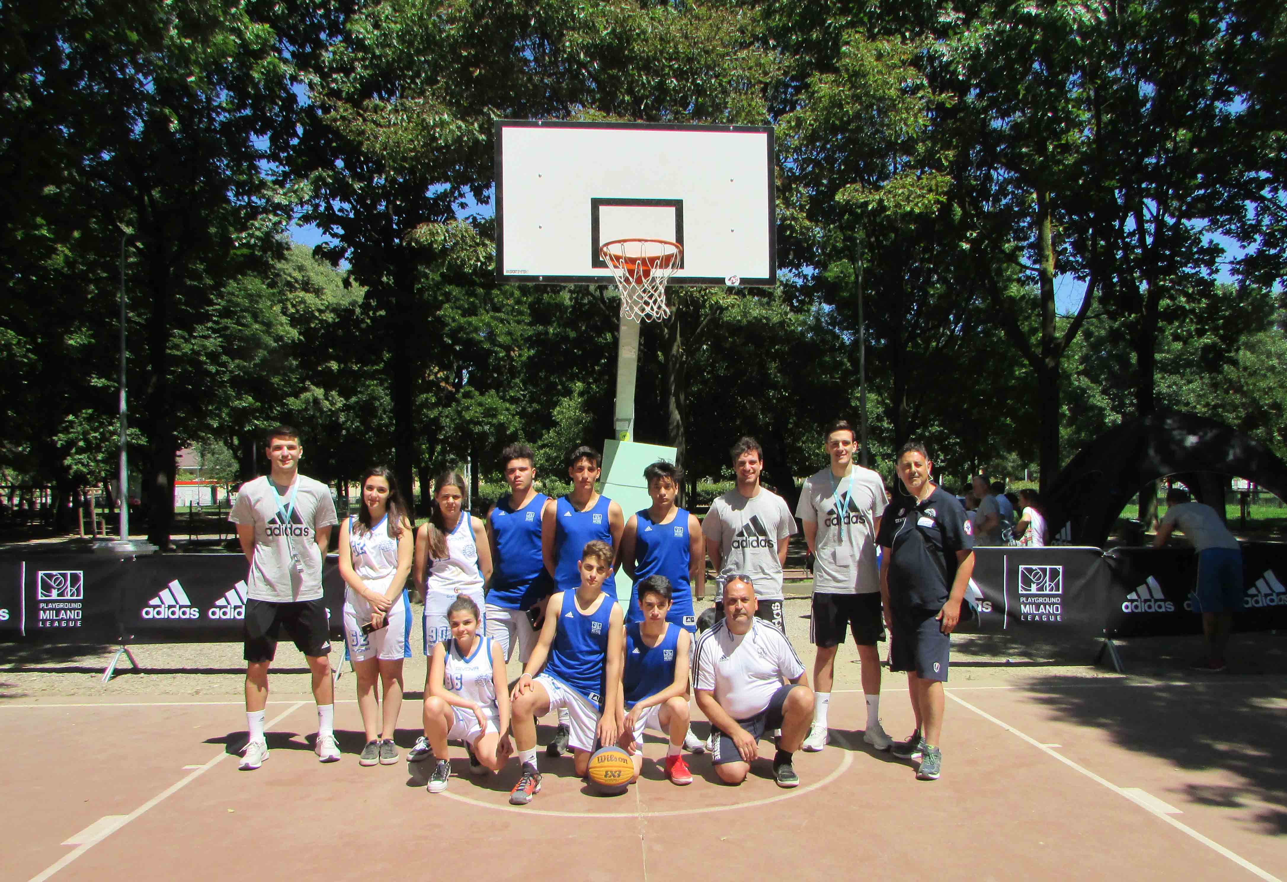 foto con team playground