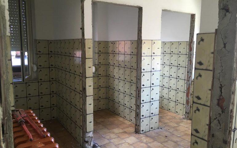 Lanusei, 120mila euro per il rifacimento dei bagni della scuola dell'infanzia