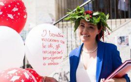 Anche la seuese Roberta Desogus tra  i 16 migliori laureati dell'Università di Cagliari