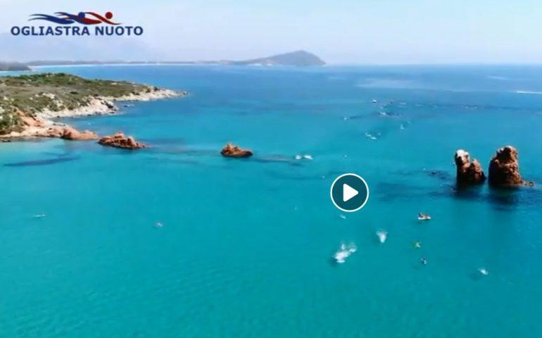 """Ottava edizione di """"Nuota in Ogliastra"""": Cea protagonista"""