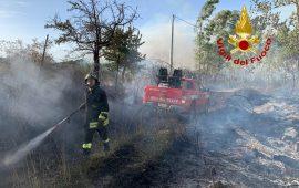 Orrì, 590mila euro per i danni subiti nell'incendio di luglio: via alle domande