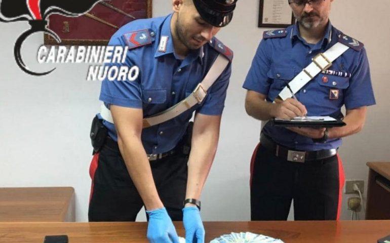 Tertenia, corriere della droga ogliastrino fermato sulla 125 e arrestato dai carabinieri