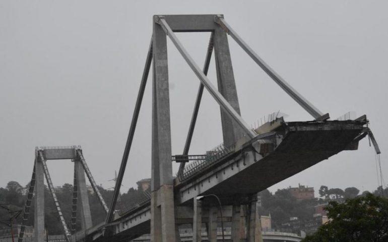 Accadde oggi. 14 agosto 2018: un anno fa crollava a Genova il ponte Morandi, morirono 43 persone