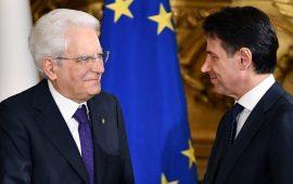 Conte rassegna le dimissioni: Mattarella domani darà il via alle consultazioni