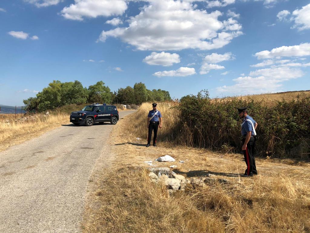 Omicidio a Genoni: freddato in campagna un 48enne