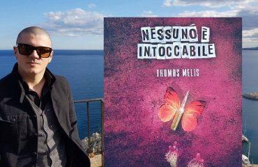 """""""Nessuno è intoccabile"""" di Thomas Melis approda a Bari Sardo: sabato 21 settembre la presentazione"""