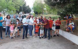 Lanusei, inaugurata mercoledì la nuova pista di Mtb: 600 metri per gli appassionati