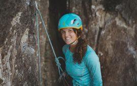 """(FOTO) Successo per """"Women Rock"""": la comunità di arrampicata femminile riunita nei Tacchi di Ulassai"""
