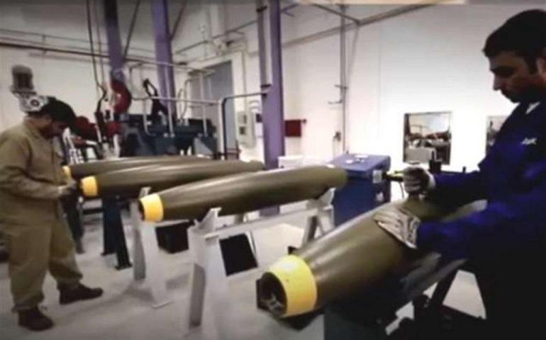 Rwm: in calo le commesse, la fabbrica di bombe in Sardegna, manda a casa 160 lavoratori