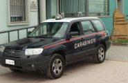 Insulta, minaccia di morte e colpisce i Carabinieri, nei guai un pregiudicato 46enne di Escalaplano