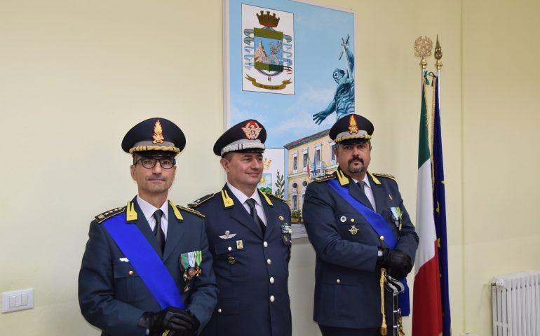 Guardia di Finanza di Nuoro: il colonnello Urgeghe lascia dopo tre anni