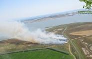 Incendi e bracconaggio in provincia di Cagliari: importante operazione del Corpo forestale. Tre arresti