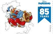 Poste Italiane. Emessi oggi i francobolli dedicati al mitico Paperino e alla Disney