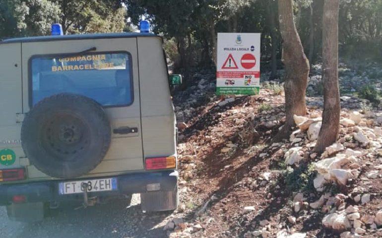Baunei, oggi l'installazione della cartellonistica anti-Google Maps