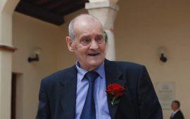 Tortolì piange Zio Efisino Comida. Il ricordo dell'amministrazione comunale