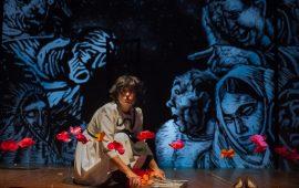 """Approda in Germania lo spettacolo teatrale """"S'Accabbadora"""" della regista ogliastrina Susanna Mameli"""