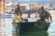 Bosa, violento nubifragio ed esondazione del fiume Temo: l'esercitazione della protezione civile