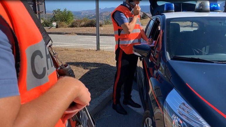 Comando Provinciale Carabinieri Nuoro: disposti controlli a tappeto. Fioccano le denunce