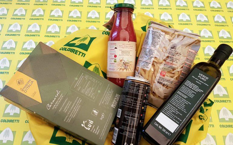 No al cibo falso: la petizione di Coldiretti per le etichette obbligatorie sugli alimenti raggiunge oltre 1 milione di firme