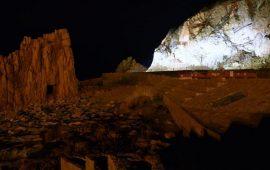 Arbatax, a breve vedremo finalmente le Rocce Rosse illuminate