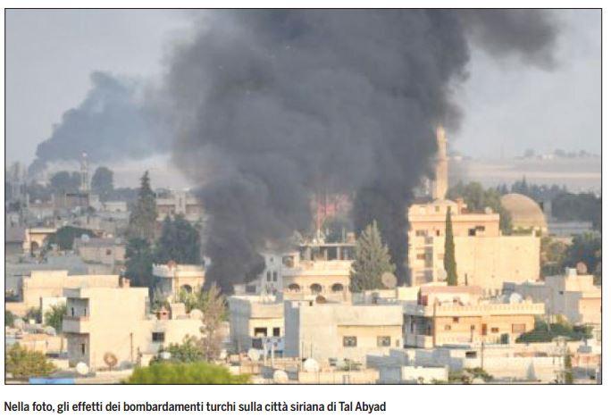Siria: anche la Germania dice stop alla vendita di armi in Turchia
