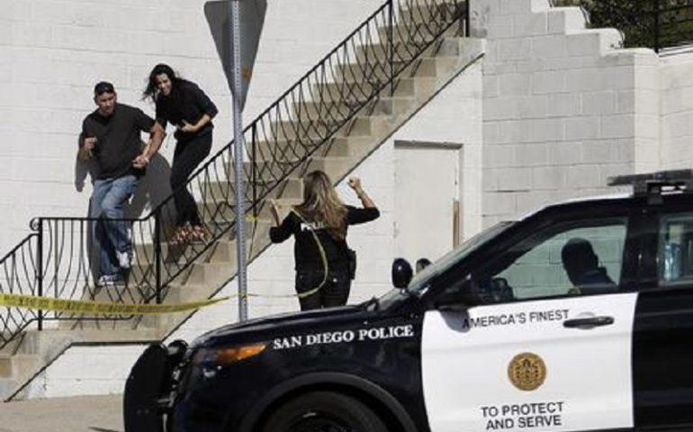 Spara alla moglie e ai quattro figli, poi si toglie la vita: la strage a San Diego
