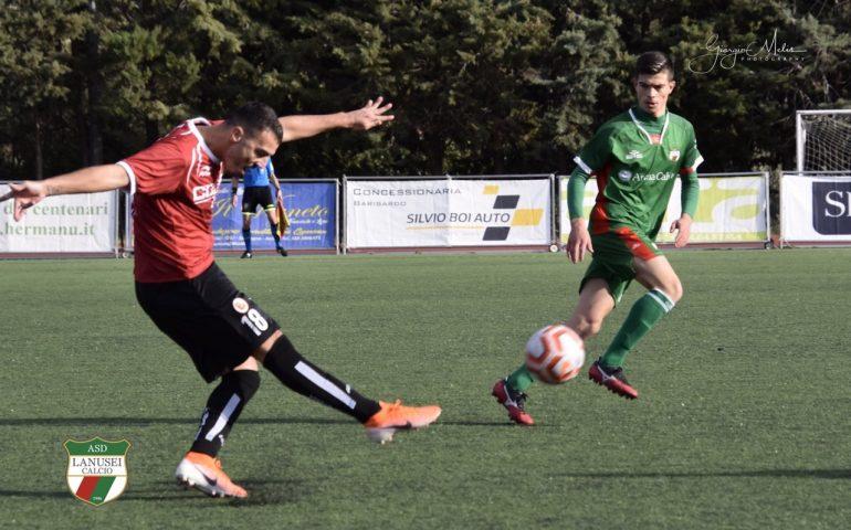 Calcio, trasferta difficile per il Lanusei sul campo del Cassino