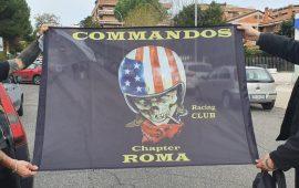 Apertura sede dei Commandos a Roma.