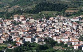Panorama di Mamoiada.