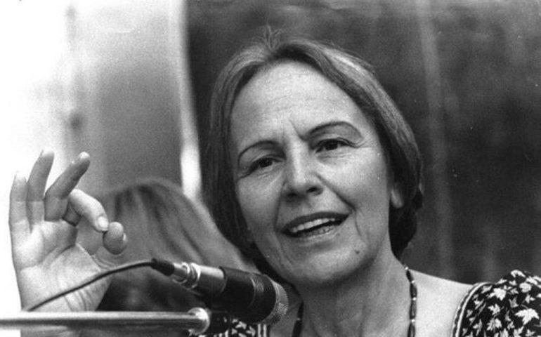 Accadde oggi. Il 4 dicembre 1999 muore Nilde Iotti, la prima donna Presidente della Camera